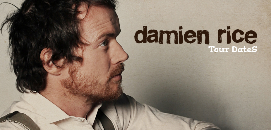 Damien Rice Tour